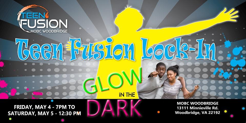 MOBC Teen Fusion Lock-In @ Mount Olive Baptist Church | Woodbridge | Virginia | United States