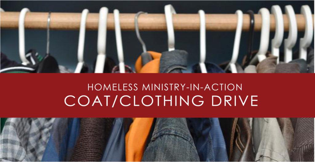 HMIA Coat/Clothing Drive @ Mount Olive Baptist Church | Woodbridge | Virginia | United States