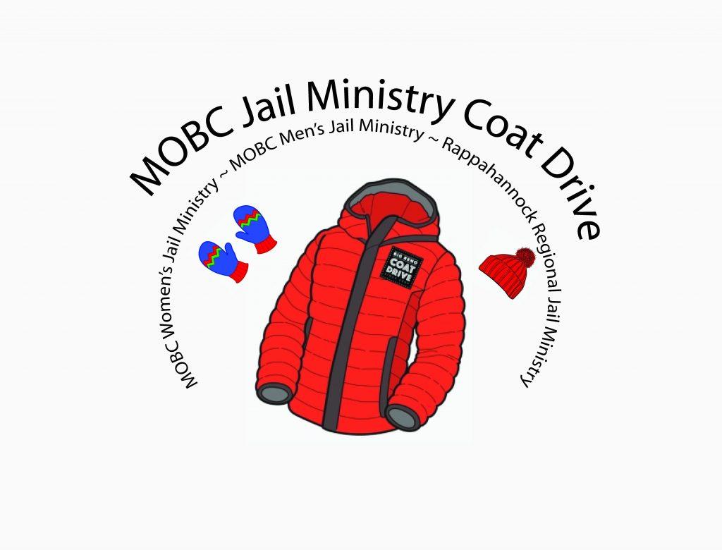 MOBC Jail Ministry Coat Drive @ MOBC Woodbridge