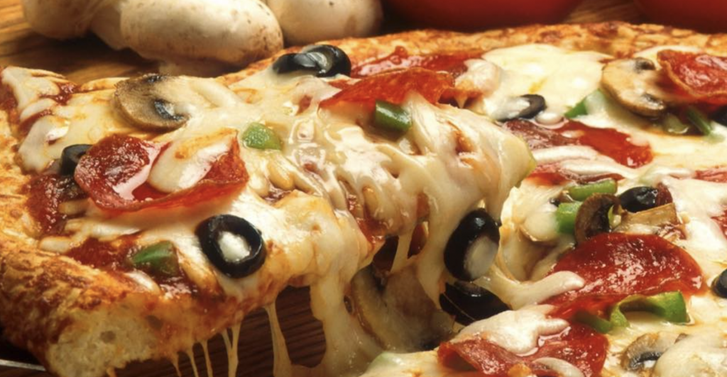 MOBC Pizza Party @ GroupRaise Event